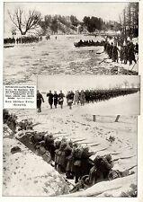 Ostpreußen Gumbinnen * Schlachtfeld bei Darkehmen * Landsturm Bilddokumente 1914