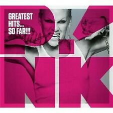 Pink Greatest Hits...So Far CD NEW SEALED Raise Your Glass+