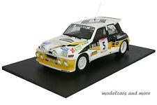 1:18 Renault 5 Maxi Turbo - Sainz / Boto - Rallye des Garrigues 1986 - OttO 615
