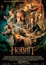 The Hobbit The Desolation of Smaug Repro Film POSTER