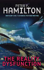 The Reality Dysfunction by Peter F. Hamilton (Paperback, 1998)