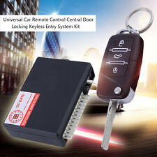 Universal Car Remote Control Central Door Locking Keyless Entry System Kit F7