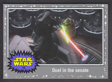 Topps Star Wars - Journey To The Force Awakens - Silver Parallel Card # 18