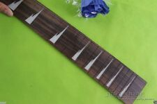 "New 1pcs electric Guitar Fretboard 24 fret rose wood 24.75"" Luthier Supply #95"
