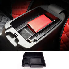 FIT FOR 2011-2014 KIA SPORTAGE R ARMREST STORAGE BOX CENTER CONSOLE TRAY BIN