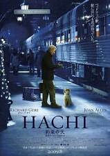 HACHIKO: A DOG'S STORY Movie Promo POSTER Japanese Richard Gere Sarah Roemer