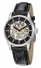 Stuhrling Original 576 11151 Womens Vogue Audrey Stella Automatic Skeleton Watch