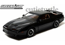 Greenlight 1989 Pontiac Firebird Trans AM GTA 1:18 Diecast Model Car Black 12922