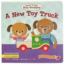 Let's Build a Truck by Rufus Downy (2016, Board Book)