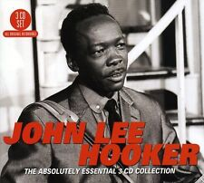 John Lee Hooker - Absolutely Essential 3 CD Collection [New CD] UK - Import