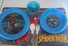 The Amazing Spiderman  6-pc. Place Setting