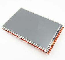 "1PCS 3.95 "" TFT LCD Shield Touch Panel Module TF Micro SD For Arduino UNO R3"