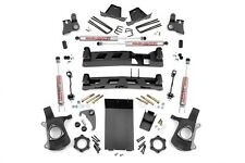 6in Chevy Silverado NTD Suspension Lift Kit (99-06 1500 PU 4WD)