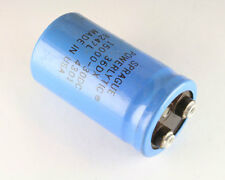 2 X Sprague 15000uF 30V Screw Large Can Electrolytic Capacitor AMERICAN MADE