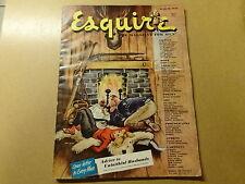 MAGAZINE / ESQUIRE: MARCH 1948