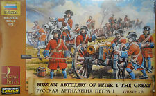 1:72 figuras 8058 Russian Artillery with crew-zvezda ya no se produce