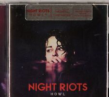 NIGHT RIOTS - HOWL - EP -  CD NUOVO SIGILLATO