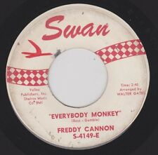 FREDDY CANNON {60s Frat Rock} Everybody Monkey / Oh Gloria ♫HEAR