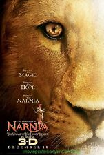 CHRONICLES OF NARNIA: THE VOYAGE OF THE DAWN TREADER DS 27x40 Advance Style