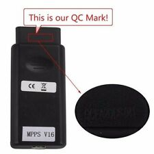 MPPS V16.1.02 ECU Chip Tuning for EDC15 EDC16 EDC17 Inkl CHECKSUM Read And Write
