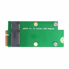 Mini PCI-E mSATA SSD to Sandisk SD5SG2 Lenovo X1 Carbon Ultrabook SSD Add on Car
