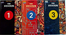 THE SYSTEM 1,2,3 (1-3)...NM-...1996...Peter Kuper...Bargain!
