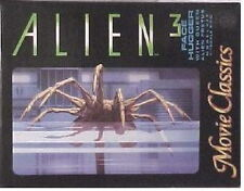 "36""Alien FACE HUGGER with long nails Sci-Fi Movies Vinyl Model Kit1/1"