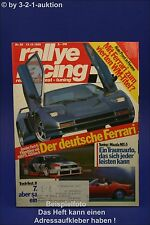 Rallye Racing 26/89 Fact 4 Mazda MX5 Lotus Esprit Turbo