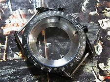 PVD Coating Watch Case Set fit Seagull TY2901,2902 Speedmaster Chronograph