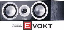 Canton Chrono 505.2 Center Speaker High Gloss Black Genuine New