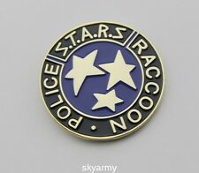 RESIDENT EVIL STARS S.T.A.R.S. RACCOON POLICE LAPEL PIN