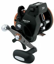Daiwa Sealine 27LC Multirolle SG27LC3B COUNTER BALANCED HANDLE Einzelkurbel -