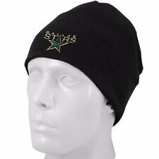 NHL Wintermütze Wollmütze Beanie hat DALLAS STARS Black Eishockey