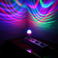 SENSORY ROOM PRISM LIGHT BULB ROTATING PERCEPTION LIGHT AUDITORY ADHT AUTISM
