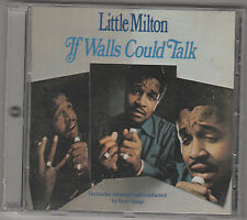 LITTLE MILTON - if walls could talk CD