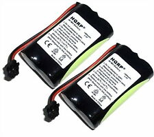 Two Battery for Uniden EXP370 EXP371 EXP380 EXP970 DECT1340 DECT1500 SERIES
