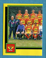 FOOTBALL 91 BELGIO Panini - Figurina-Sticker n. 156 - GERMINAL EKEREN SX -New