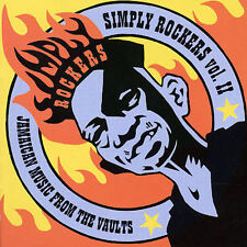 Simply Rockers, Vol. 2: Jamaican Music from the Vaults (5013993540229) New CD