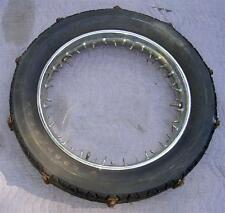 1950's Goodyear All Traction 4.00-18 hill climb tire for Harley, BSA, Triumph