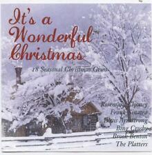 Various Artists-It's A Wonderful Christmas CD