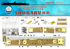Shipyard 1/700 700039 Wood Deck IJN Shokaku for Fujimi