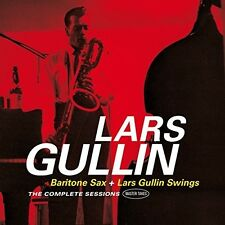Baritone Sax + Lars Gullin Swings - Lars Gullin (2015, CD NEU)2 DISC SET