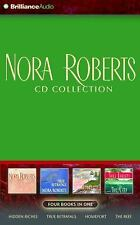 Nora Roberts CD Collection 2 : Hidden Riches, True Betrayals, Homeport, the...