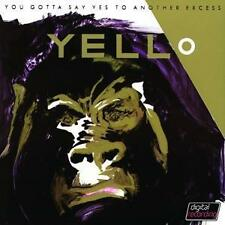 YELLO - YOU GOTTA SAY YES TO ANTOTHER EXCESS (2005)   -  CD NEUWARE