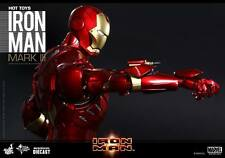 Hot Toys 1/6 MARVEL iron man MMS256D07 diecast MK3 mark iii le moins cher au royaume-uni