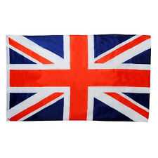 3x5 British Union Jack United Kingdom UK Great Britain Flag 3'x5' Banner Poly