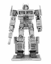 METAL EARTH 3D Laser-Cut Model, Transformers OPTIMUS PRIME, by Fascinations