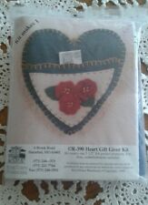 River Town Warehouse Heart Gift Giver Kit New In Package! R-390