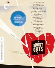 Short Cuts (2016, Blu-ray NEUF)2 DISC SET