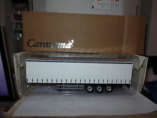 Cararama Oxford CR027 1/50 Scale Trailer Dealer White For Your Code 3 Model